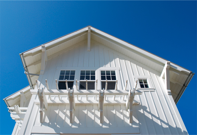 Duncan mcroberts associates traditional architecture for Board and batten houses architecture